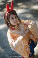Josie Rizal - Here Comes A New Challenger by shutter-puppy