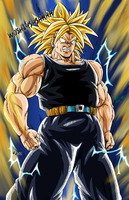 Trunks U12 USJ col by BK-81