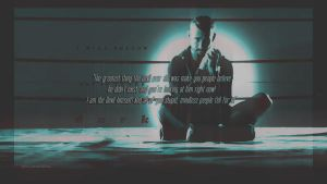 CM PUNK QUOTE EDIT by lovelives4ever