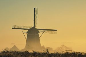 windmill by birgan