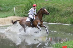 3DE Cross Country Water Obstacle Series XIII/6 by LuDa-Stock