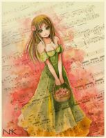 APH melodies of life by Hetalia
