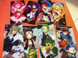 Prism Cards:: Photo by kissai