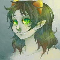 HS - Nepeta by QuietElegy