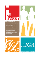 AIGA Poster by colorchrome