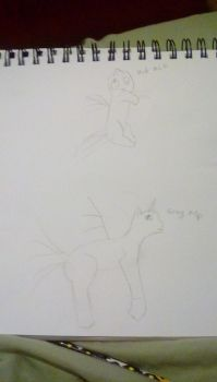 Mlp thing for mlp thing for @BossBroDude by Renmomy