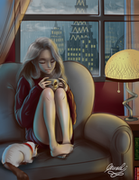 My own time by aerith0808