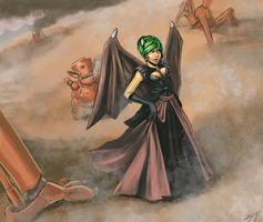 Desiree for Solceress by zygi89