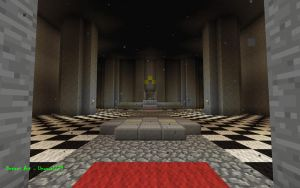 Minecraft - Snow Golem Temple Of Time by unusual229