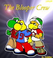 The Blooper Crew- Blooper AT by YoshiMan1118