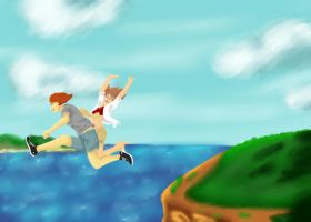 Jump by SilverMoon1468
