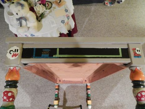 Nintendo Controller Table Side 6 by x3KHloverx3