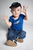 Adam 8 months old III by musicandmotion