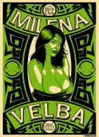 Bitch Club Milena Velba by roberlan