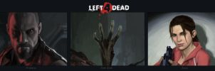 Left4Dead Oekaki by sohlol