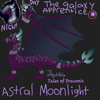 Astral Moonlight (redesigned) by Kyeronn