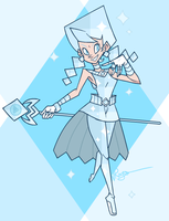 HB: Miss Diamonds by The-Knick