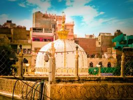 KGN Dargah Ajmer India by azmatcomp