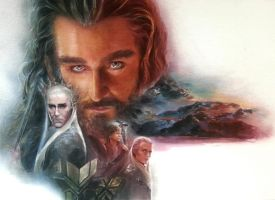 The Hobbit : Desolation Of Smaug by ZyrexTheZ