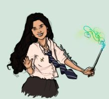 Pottermore ID by MioneBookworm