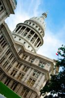 Capital building by Rookie2209