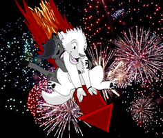 Beginning with a bang by boxes-of-foxxes
