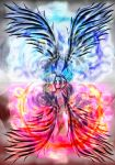 digital : 2 sides energy wings 2012 by darshan2good