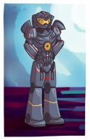 Chibi Gipsy Danger by ars-autem-lux