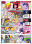 MLP FIM STARS Chapter-3 STARting Page-30 by MultiTAZker