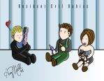 Resident Evil Babies by GieGie