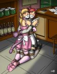 Cat Maid Christina and Rosa stashed by geekling