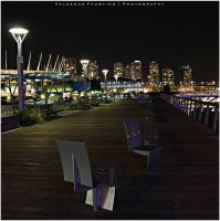 Summer City Nights by Val-Faustino