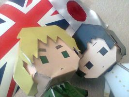 APH - Iggy and Japan by appatary8523