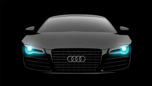 Audi R8 In Dark by AbaddonVolac