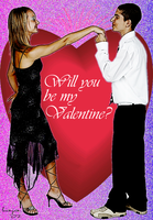 Will you be my Valentine? by chemoelectric
