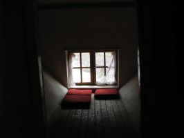 window and red by Tenebris69