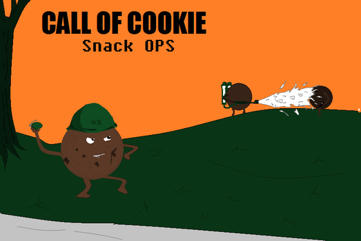 CALL OF COOKIE 'Snack OPS' by 09EXVNIdS