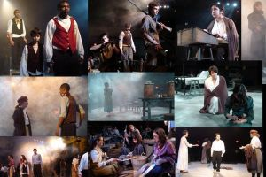 Les Miserables Collage by Gremlin42