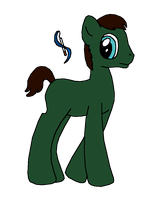 Digital James Pony by Harry-Potter-Addict