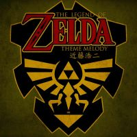 The Legend of Zelda Theme Cover by teews666