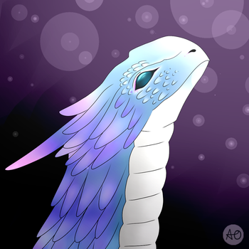 Dragon - EveDrop by AkiLynn07