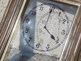 how i did my clock pics 2 by jordamtheclam