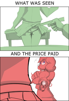 what was seen and the price by will-Ruzicka