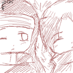 Neji and Sasuke's Nap by Trust-chan