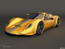 Porsche 906 Concept by cipriany