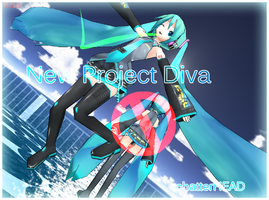 NEW project diva by chatterHEAD