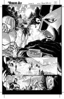 AVENGERS: SOLO 5 Pg 2 by Roger-Robinson