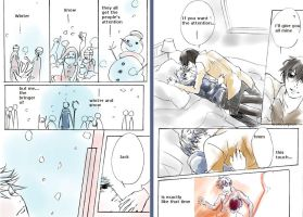 ROTG Doujinshi - Naughty Kid Series # 3 Attention by BonBonPich