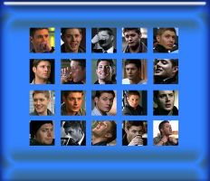 Pack 20 Icons Dean Winchester by angiezinha