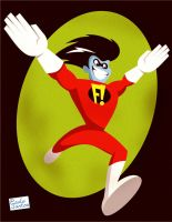 Freakazoid by Captain-Paulo